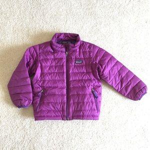 Patagonia toddler down sweater